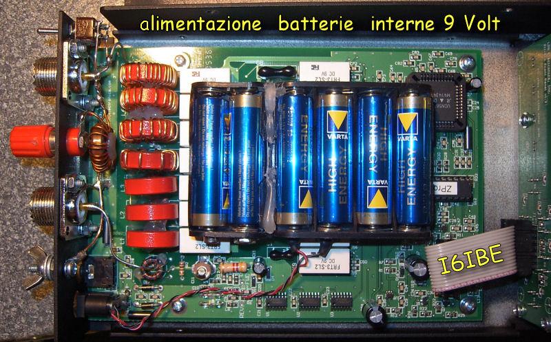 Modifica tuner LDG Z11 Pro accordatore automatico z 11 z100